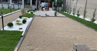 Pavage et beton